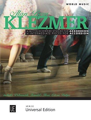 Alan Bern Klezmer Accordion