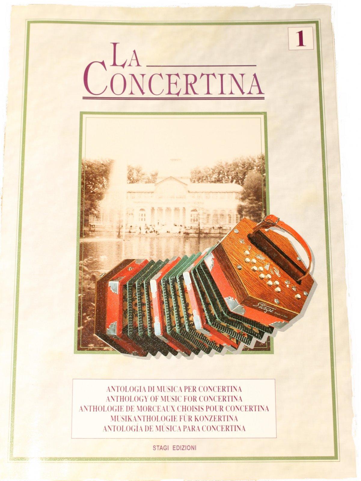 La Concertina: Songbook for Concertina