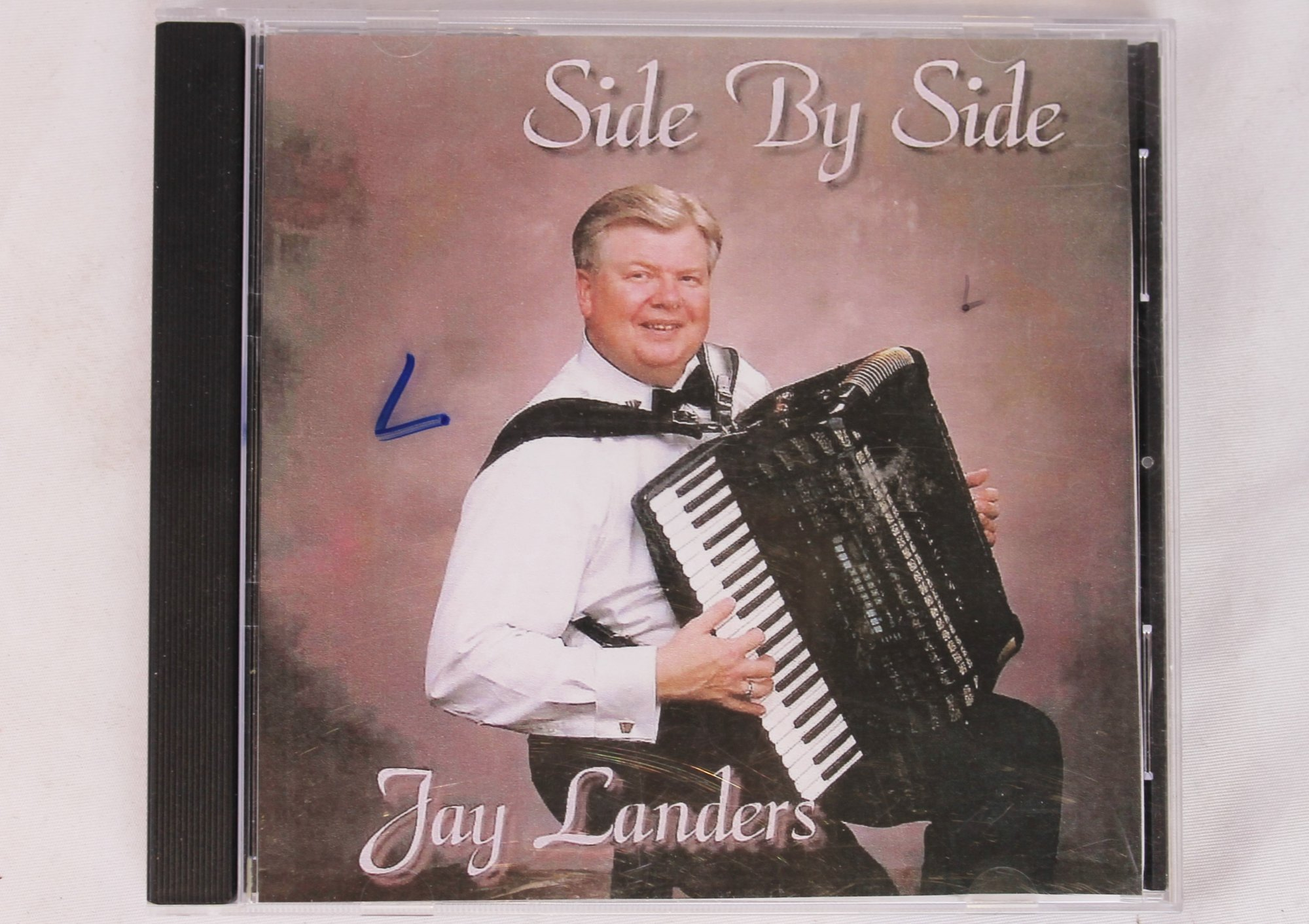 Jay Landers: Side by Side (CD)