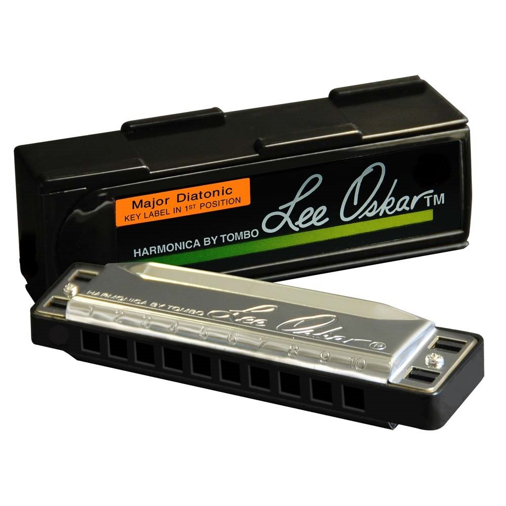 New Lee Oskar Major Diatonic Harmonica Key of G