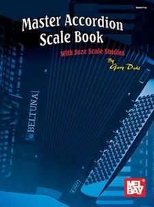 Master Accordion Scale Book (Book)