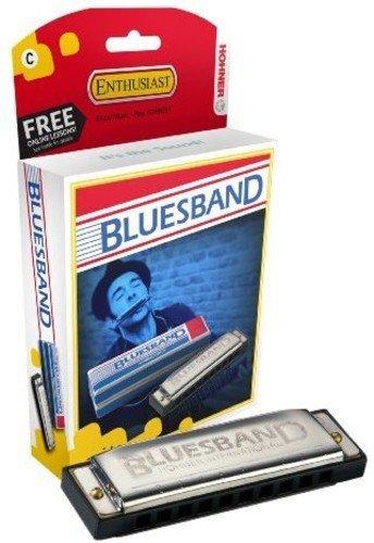 New Hohner Bluesband Harmonica