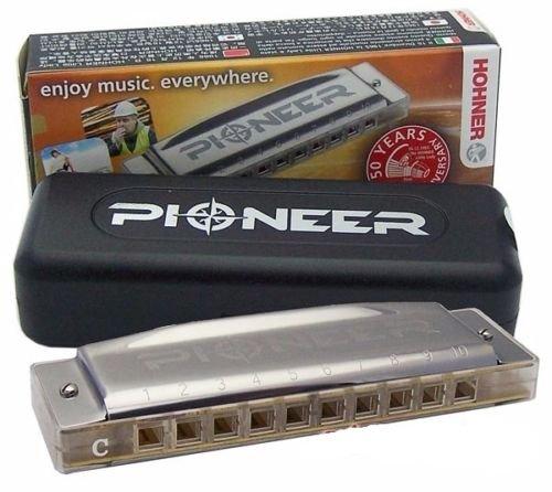 New Hohner Pioneer Harmonica