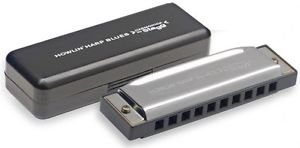 New Stagg Howlin' Harp Blues Harmonica