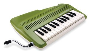 New Green Suzuki Andes 25F Melodion Melodica