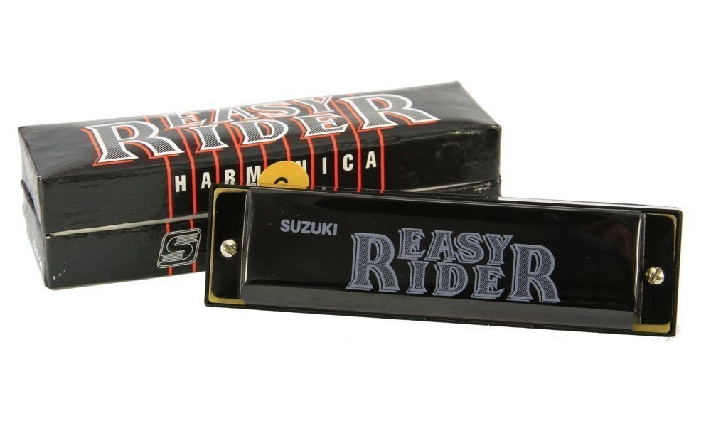 New Suzuki Easy Rider Diatonic Harmonica Key of C