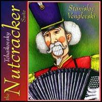 The Nutcracker Suite, performed by Stanislav Venglevski (CD)