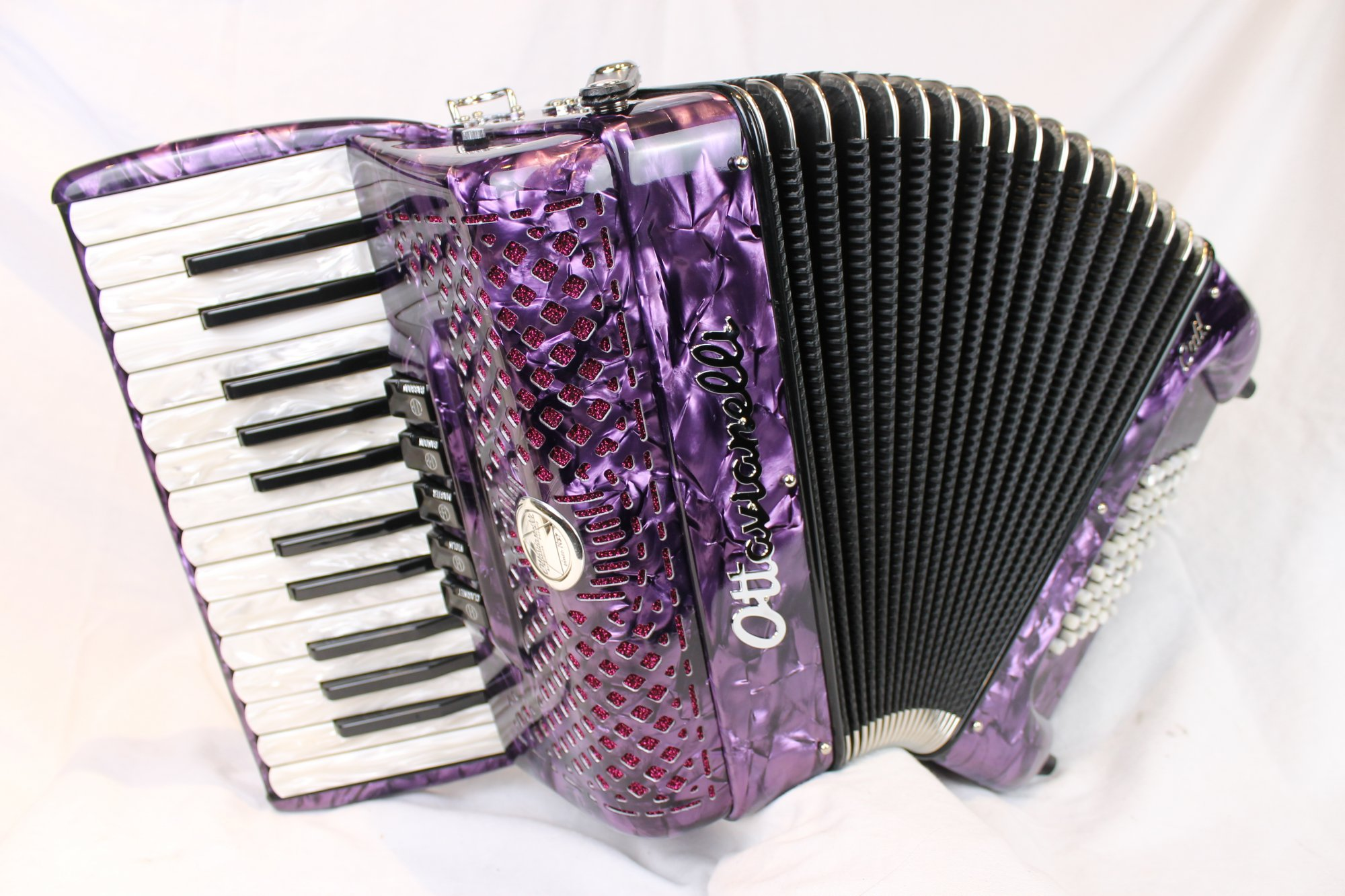 NEW Violet Ottavianelli Cub I Piano Accordion LMM 26 48