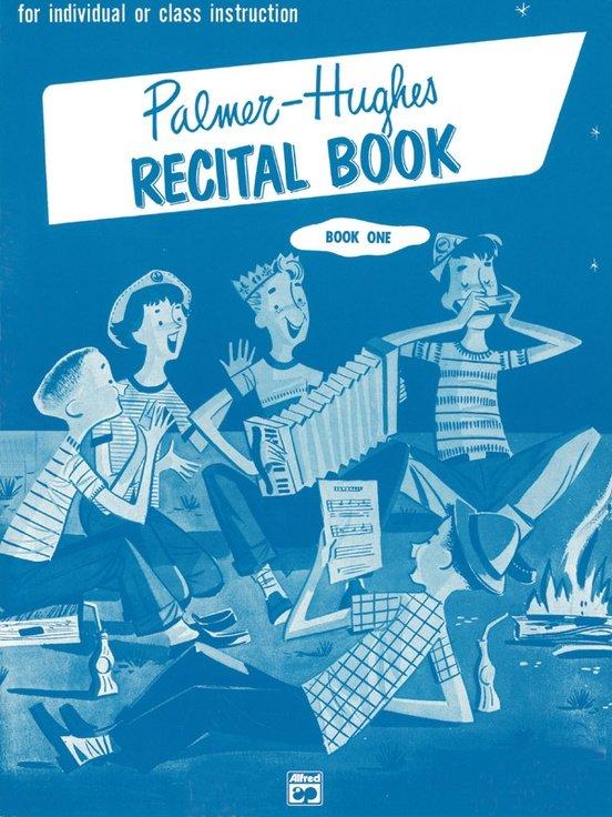 Palmer-Hughes Accordion Course Recital Book, Book 1