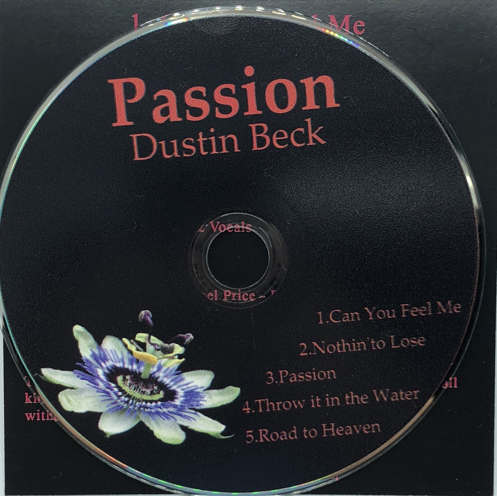 Passion Dustin Beck