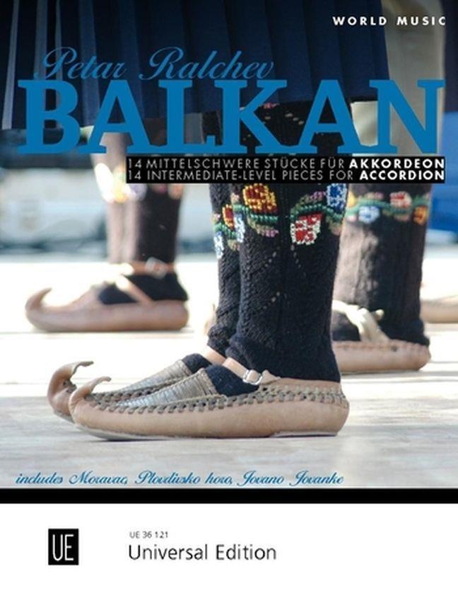 Petar Ralchev Balkan for Accordion