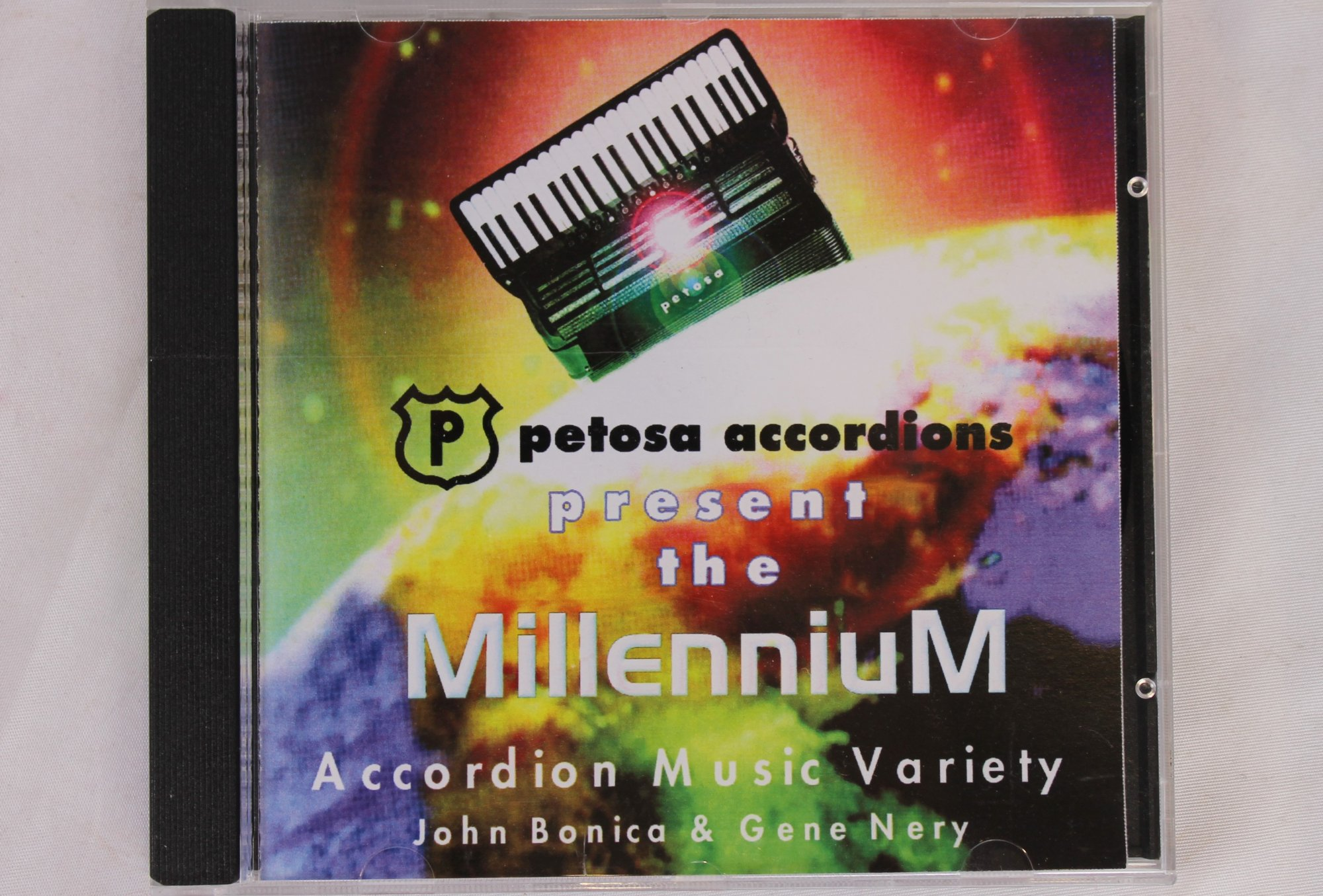 Petosa Accordions presents the Millenium (CD)