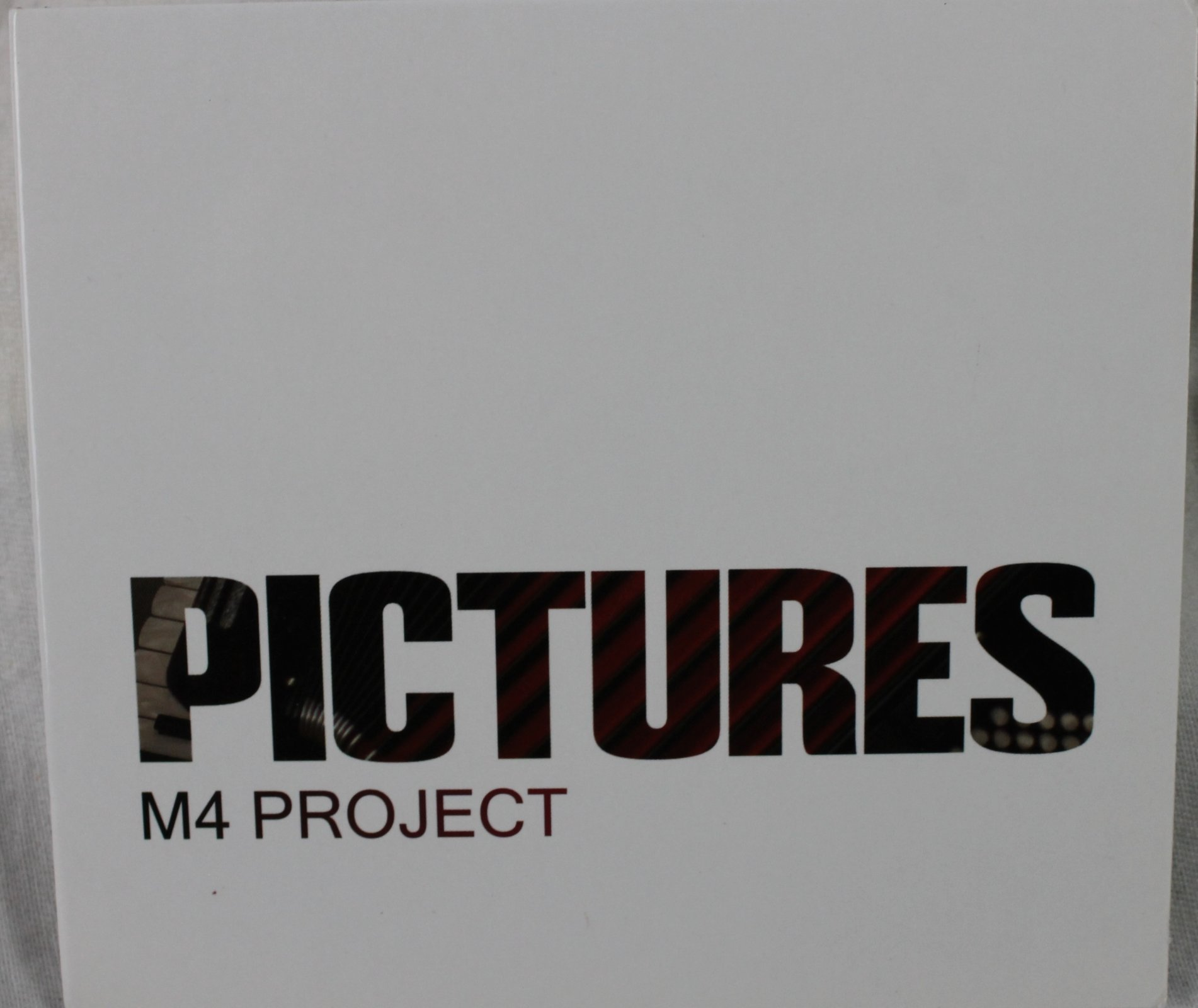 Pictures M4 Project by Michaela Dietl CD