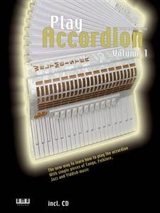 Play Accordion Volume 1 (Book/CD Set)