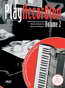 Play Accordion Volume 2 Book/cd (Book/CD Set)