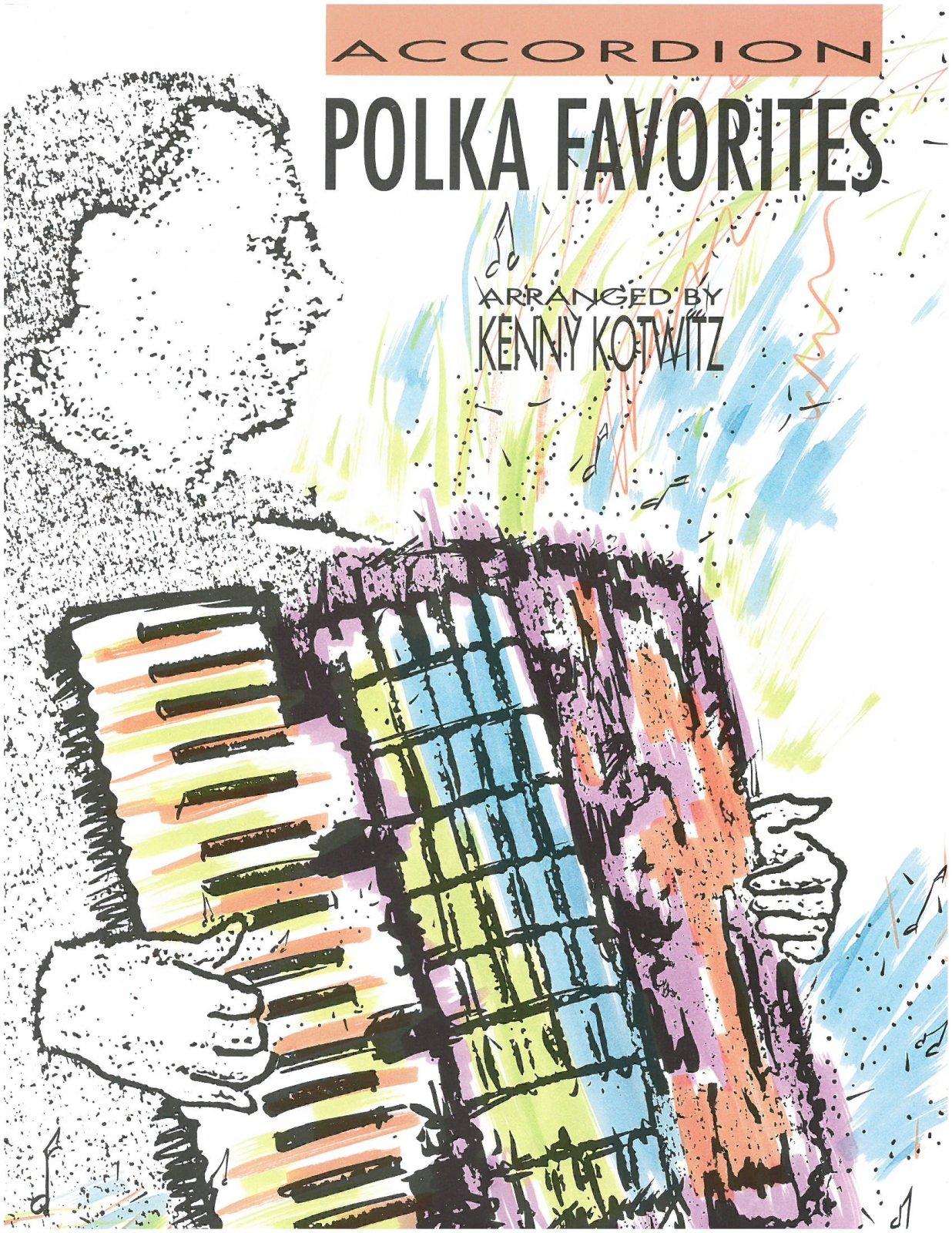 Accordion Polka Favorites