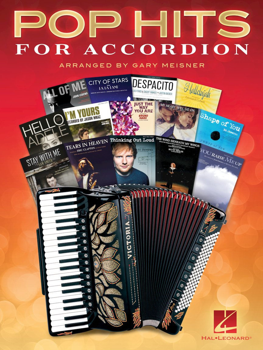 Pop Hits for Accordion Arranged by Gary Meisner