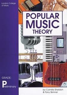 Popular Music Theory Grade: Preliminary (Book)
