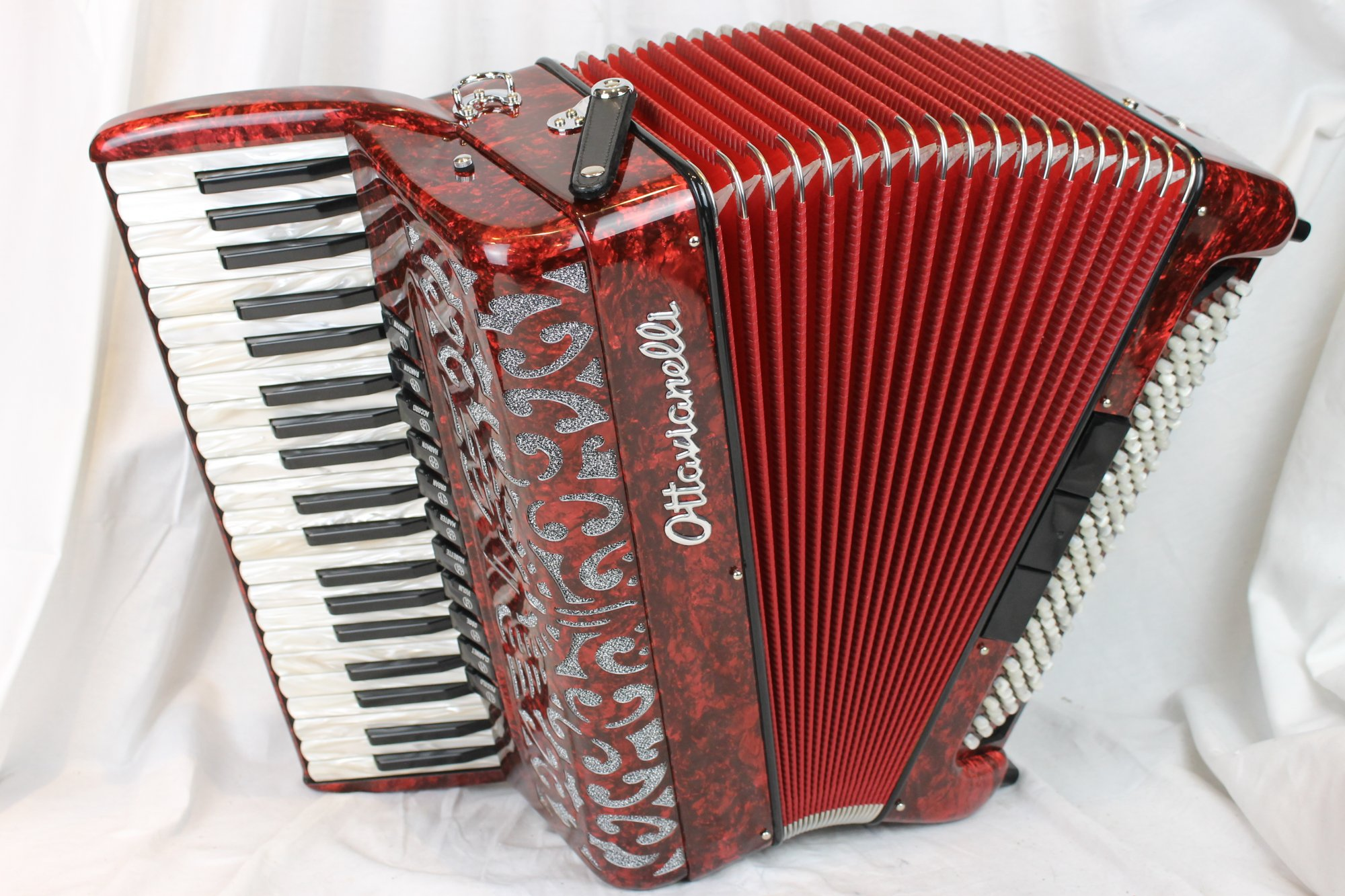 NEW Fiero Ottavianelli Principessa II Piano Accordion LMMH 41 120