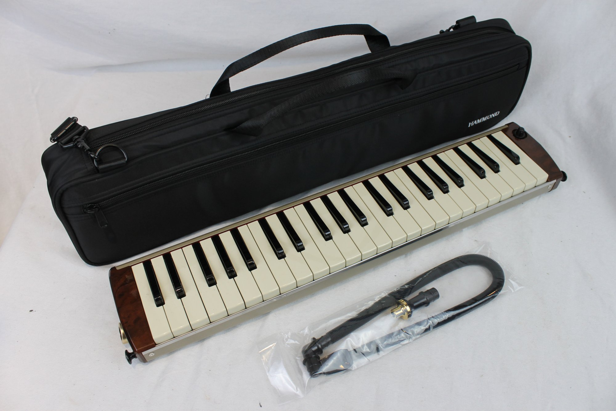 NEW Hammond Pro 44H-v2 Amplified Melodion 44 Key Melodica