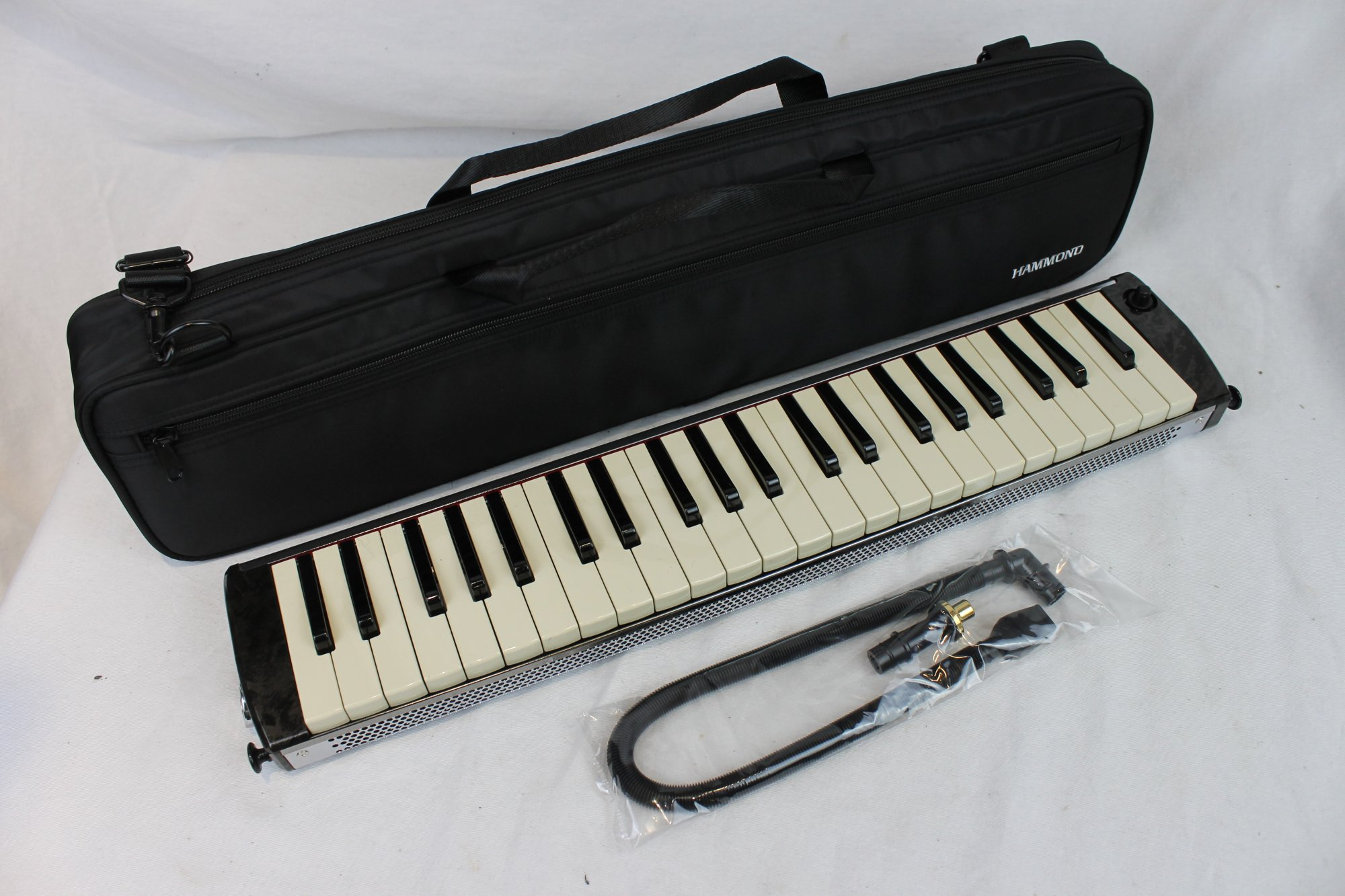 NEW Hammond Pro 44HP-v2 Amplified Hyper Melodion 44 Key Melodica