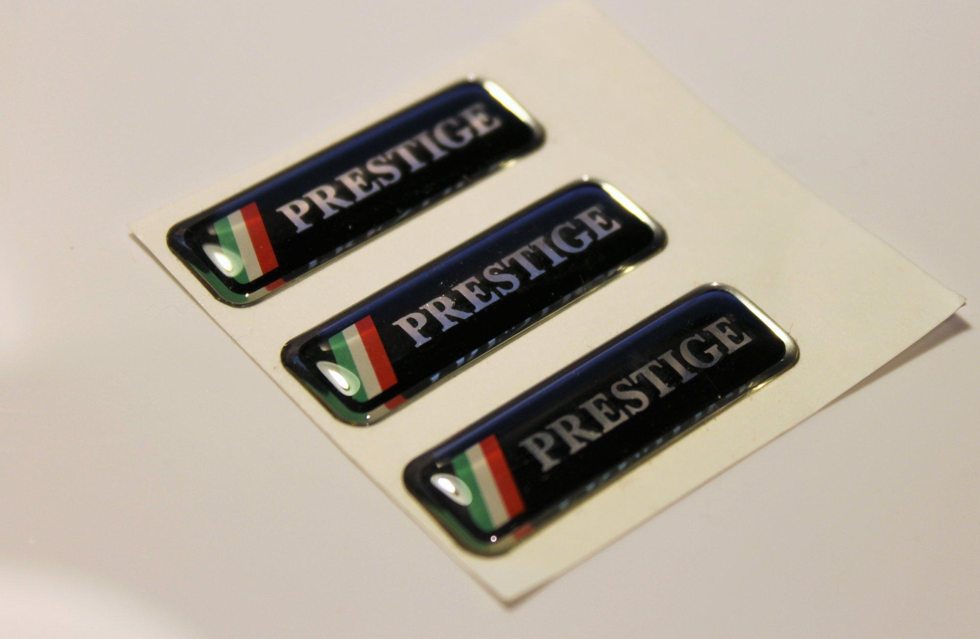 Accordion Part - Beltuna Prestige Sticker
