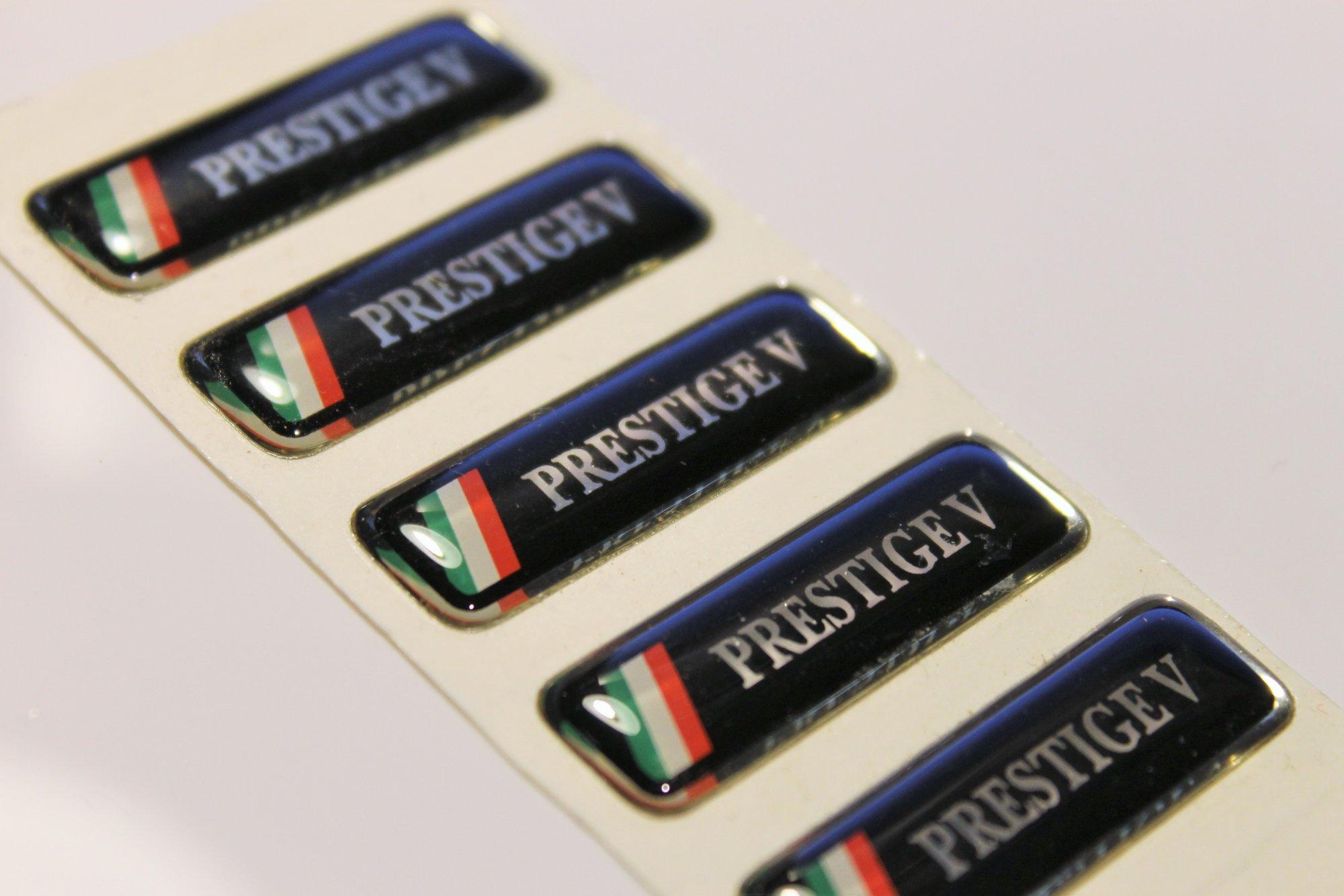 Accordion Part - Beltuna Prestige V Sticker