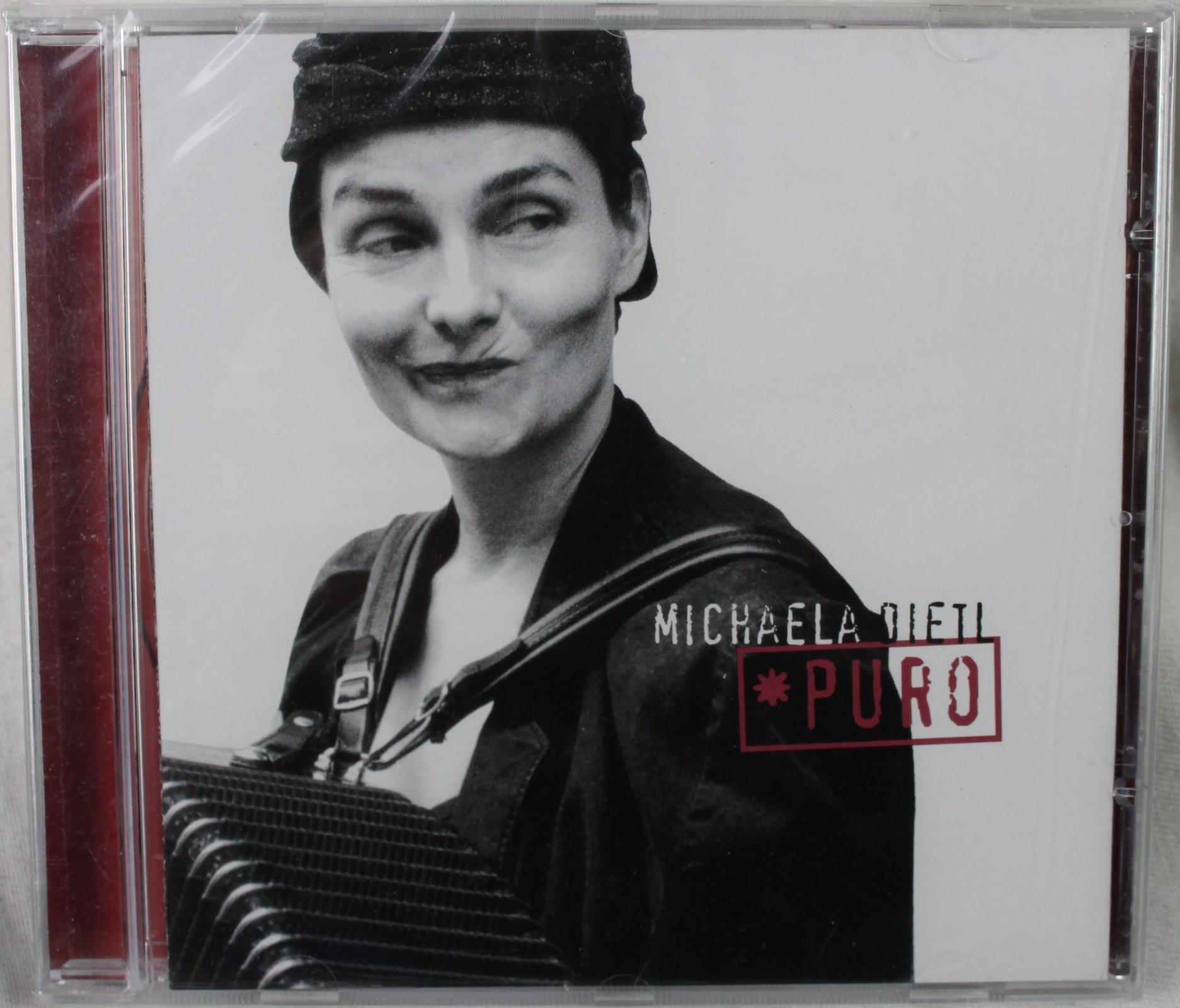 Puro by Michaela Dietl CD