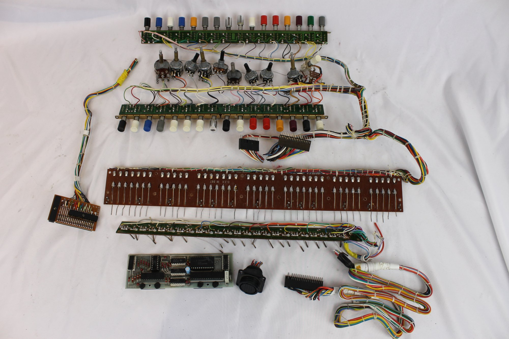 Excelsior Digisyzer Accordion Parts - Electronic Components