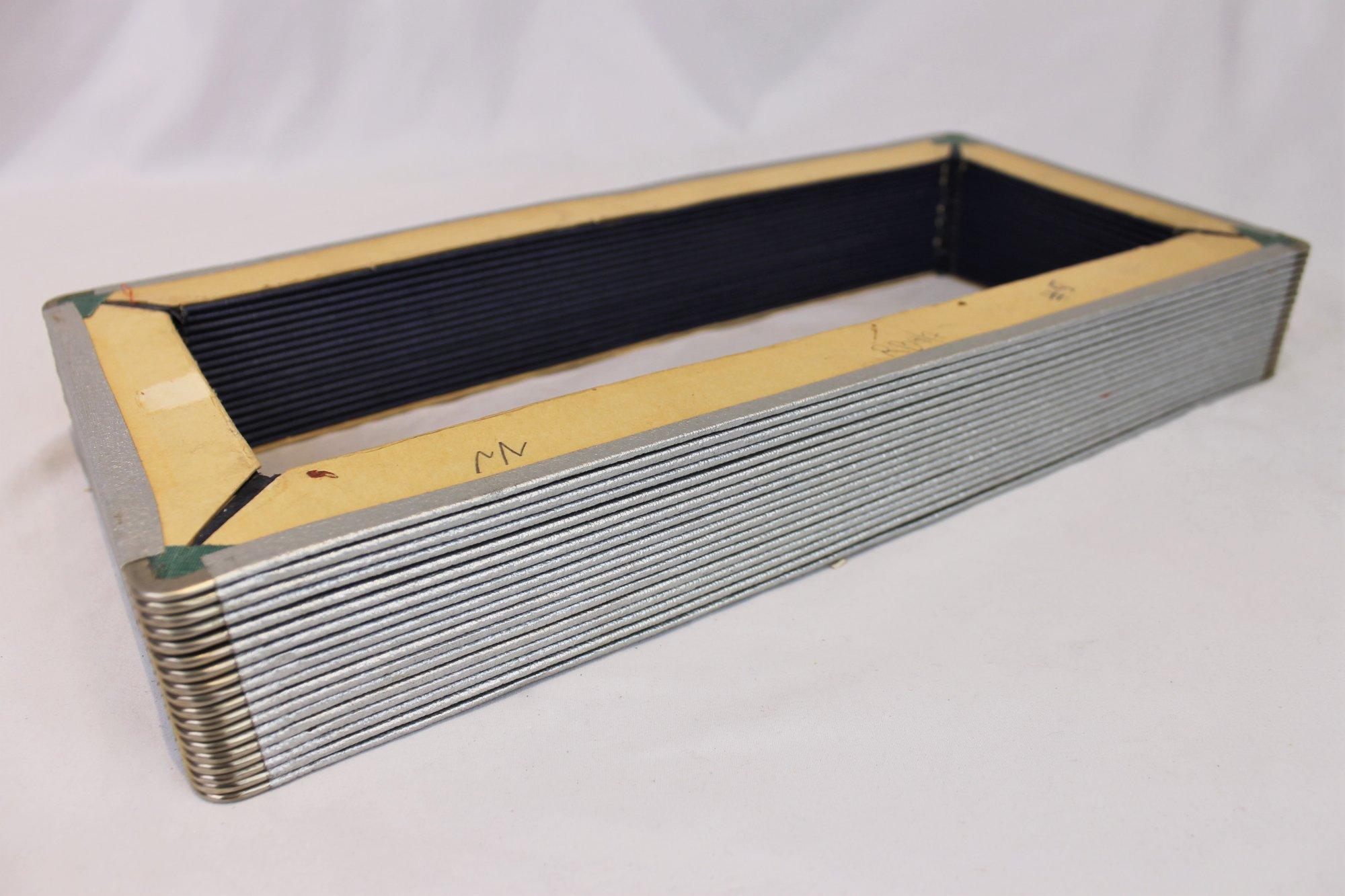 Accordion Part - Bellows 16.33 x 7.66 x 2.25 18 Folds