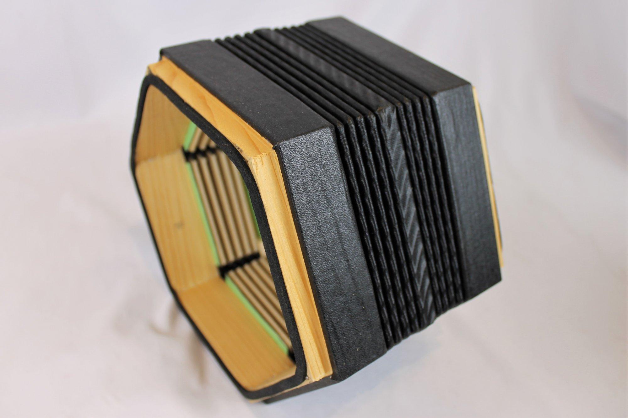 NEW Concertina Part - Bellows 8 x 7 x 4 11 Folds