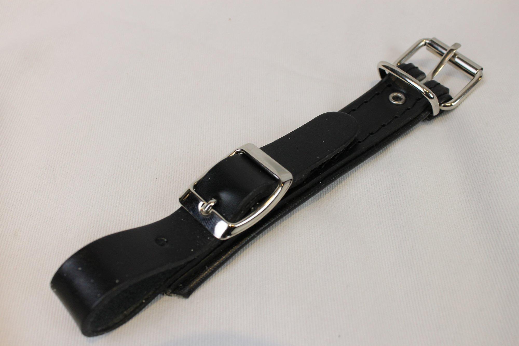 NEW Black Accordion Shoulder Strap Shortener Width (2.5cm / 1in) Length (15.75cm / 6.25in)