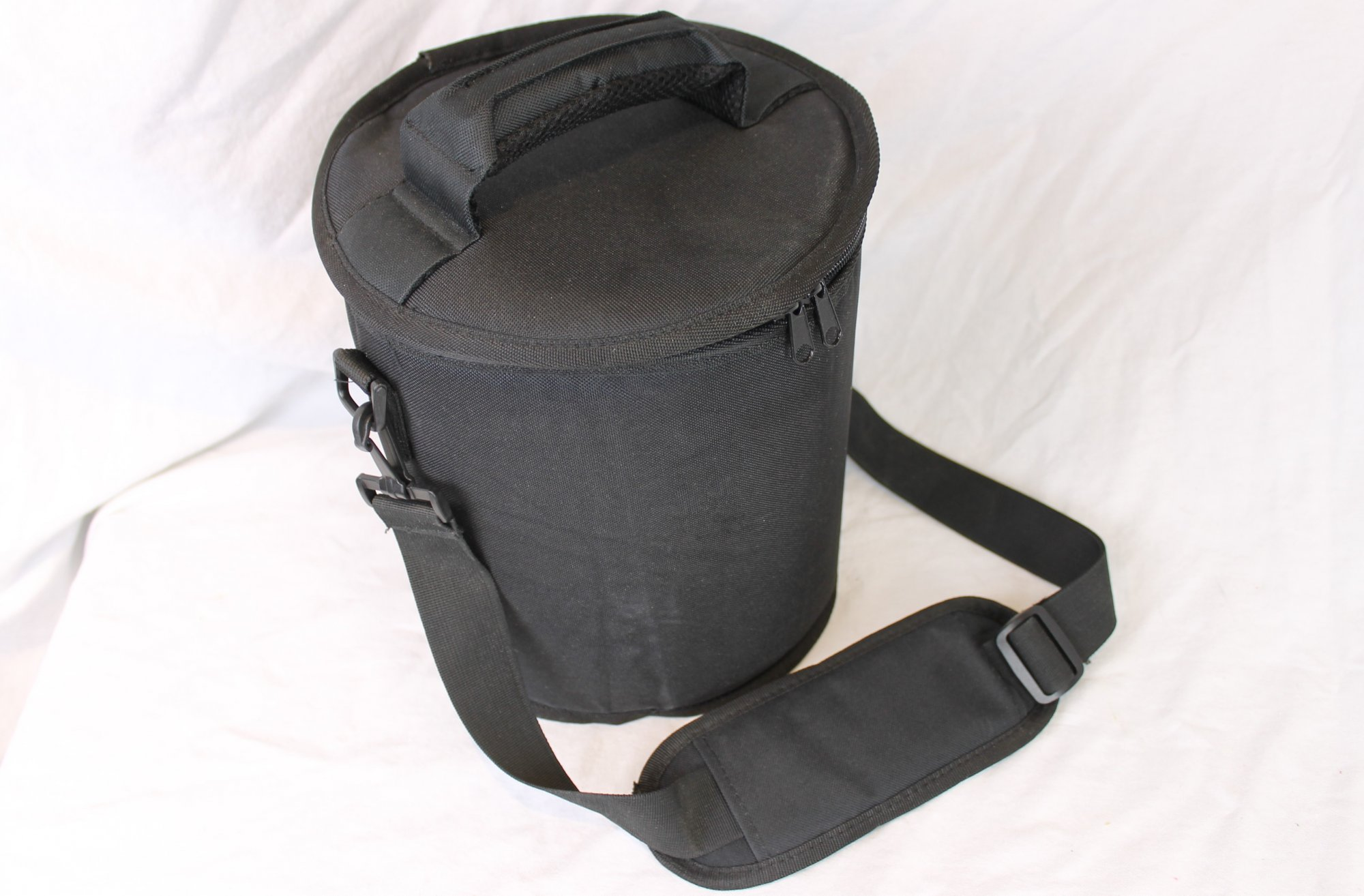 New Stagi Concertina Deluxe Padded Soft Case 10 Height 9 Diameter