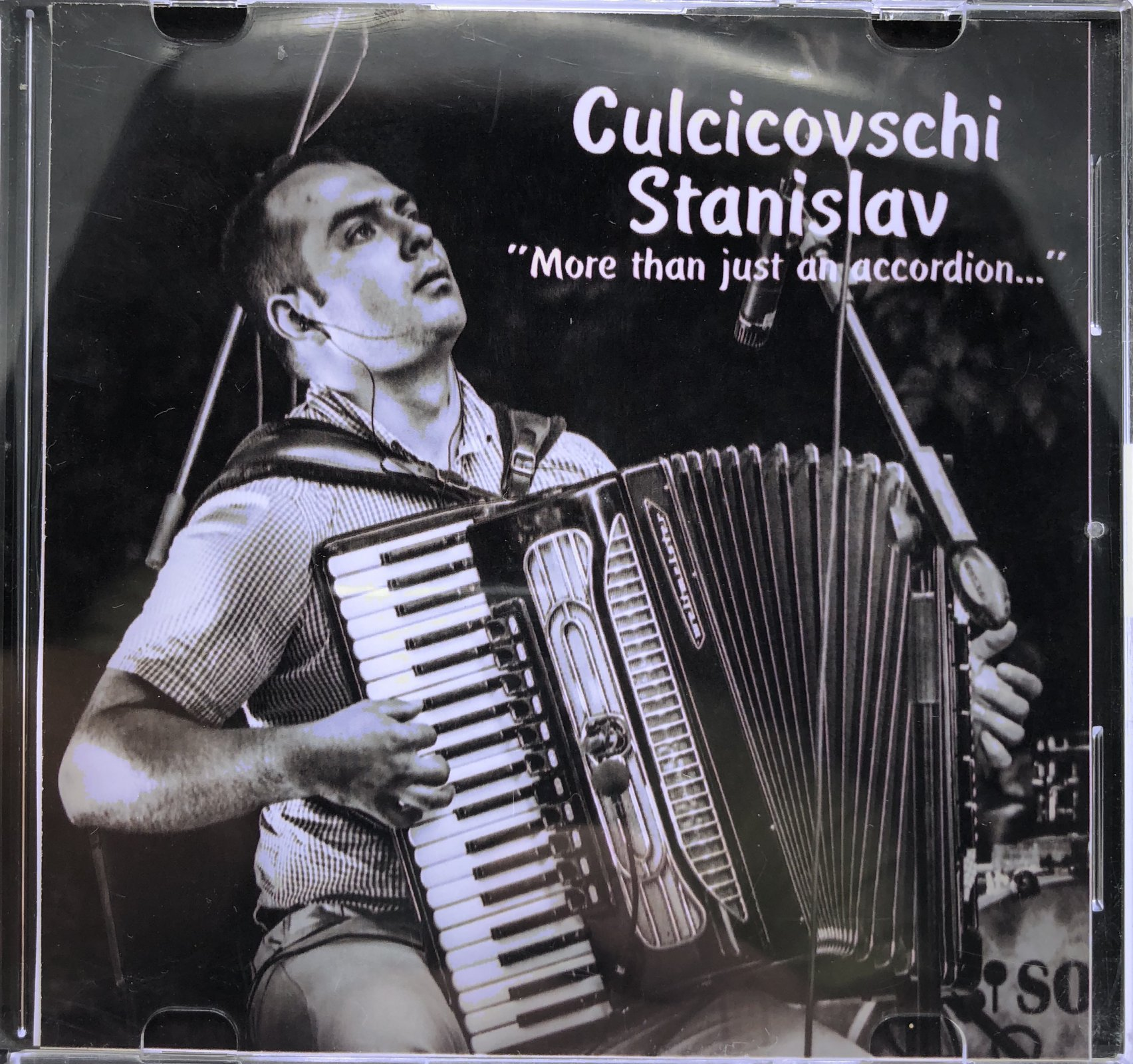 Culcicovschi Stanislav More than just an accordion...