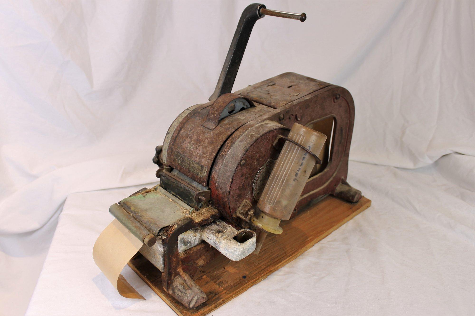 Better Packages Inc. Tapeshooter Model 100 Vintage Packing Tape Dispenser