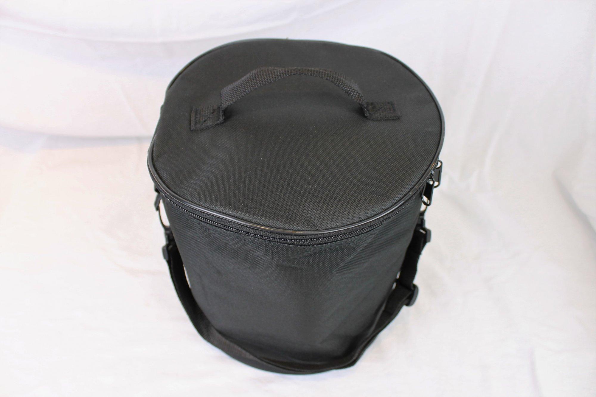 NEW Black Gig Bag for Concertina 9.5 x 8.25 x 8.25 (24cm x 21cm x 21cm)