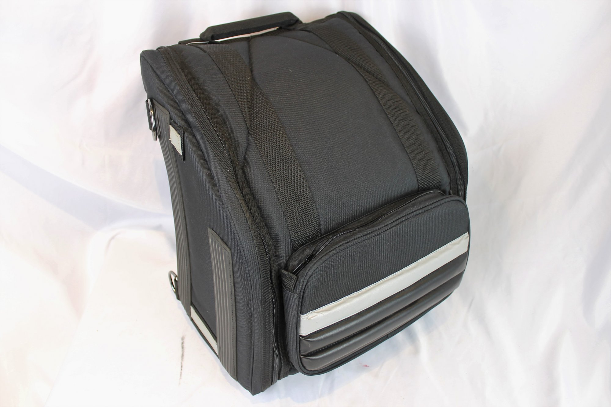 Black Gig Bag for Accordion 13 x 15 x 9