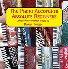 The Piano Accordion - Absolute Beginners (Compact Disc)