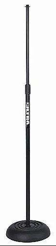 Black Adjustable Ultra 6521BBK Microphone Stand