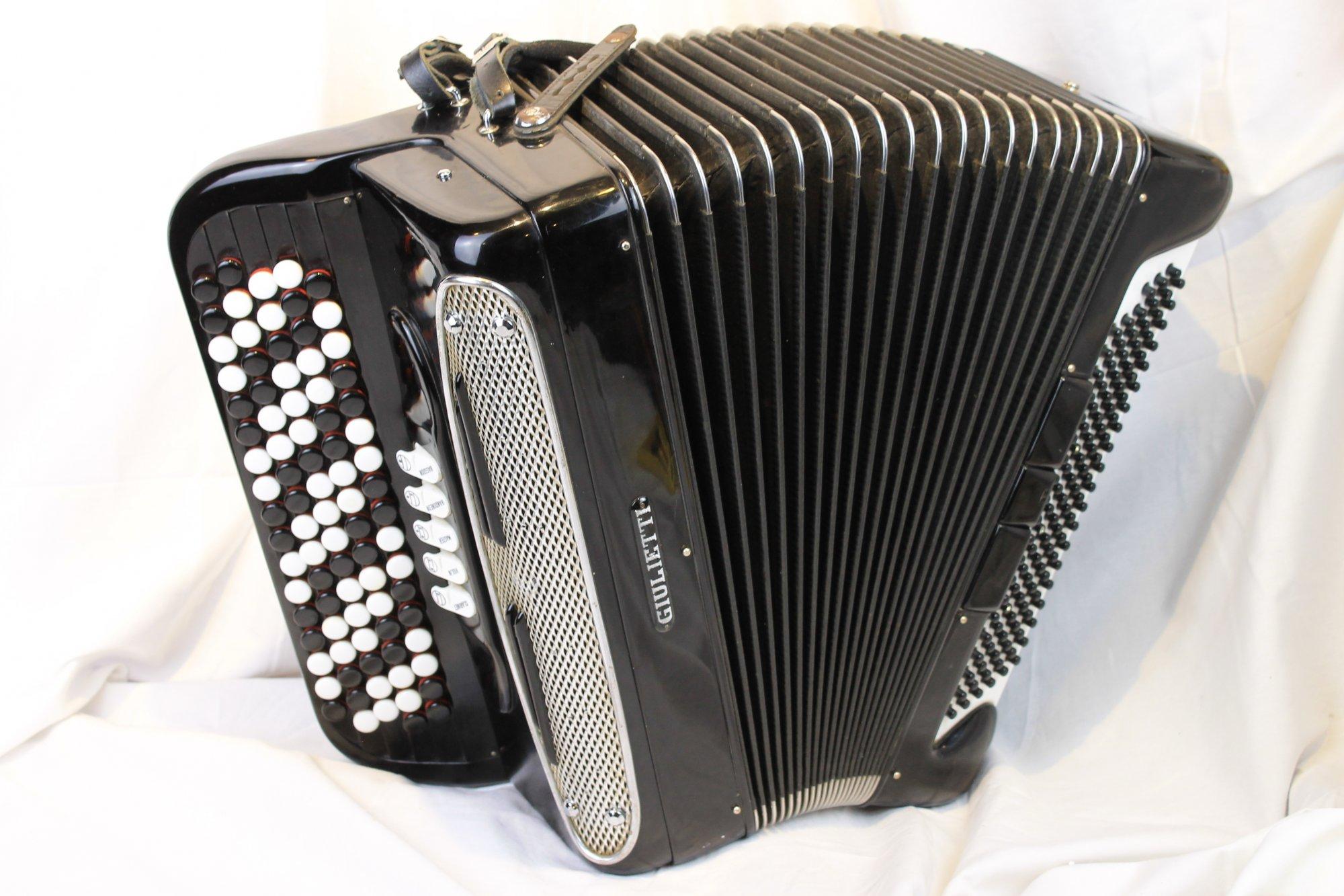 2878 - Black Giulietti F3CT Freebass Converter C System