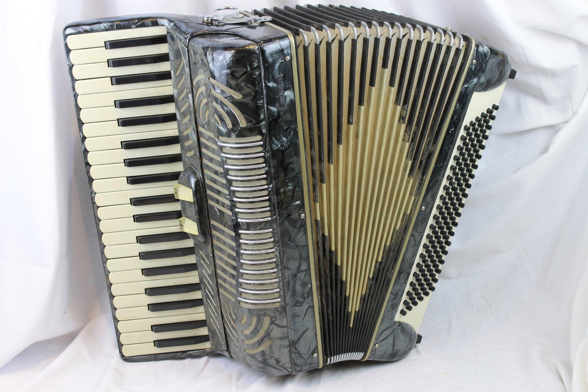 2983 - Slate Corsani Piano Accordion LM 41 120