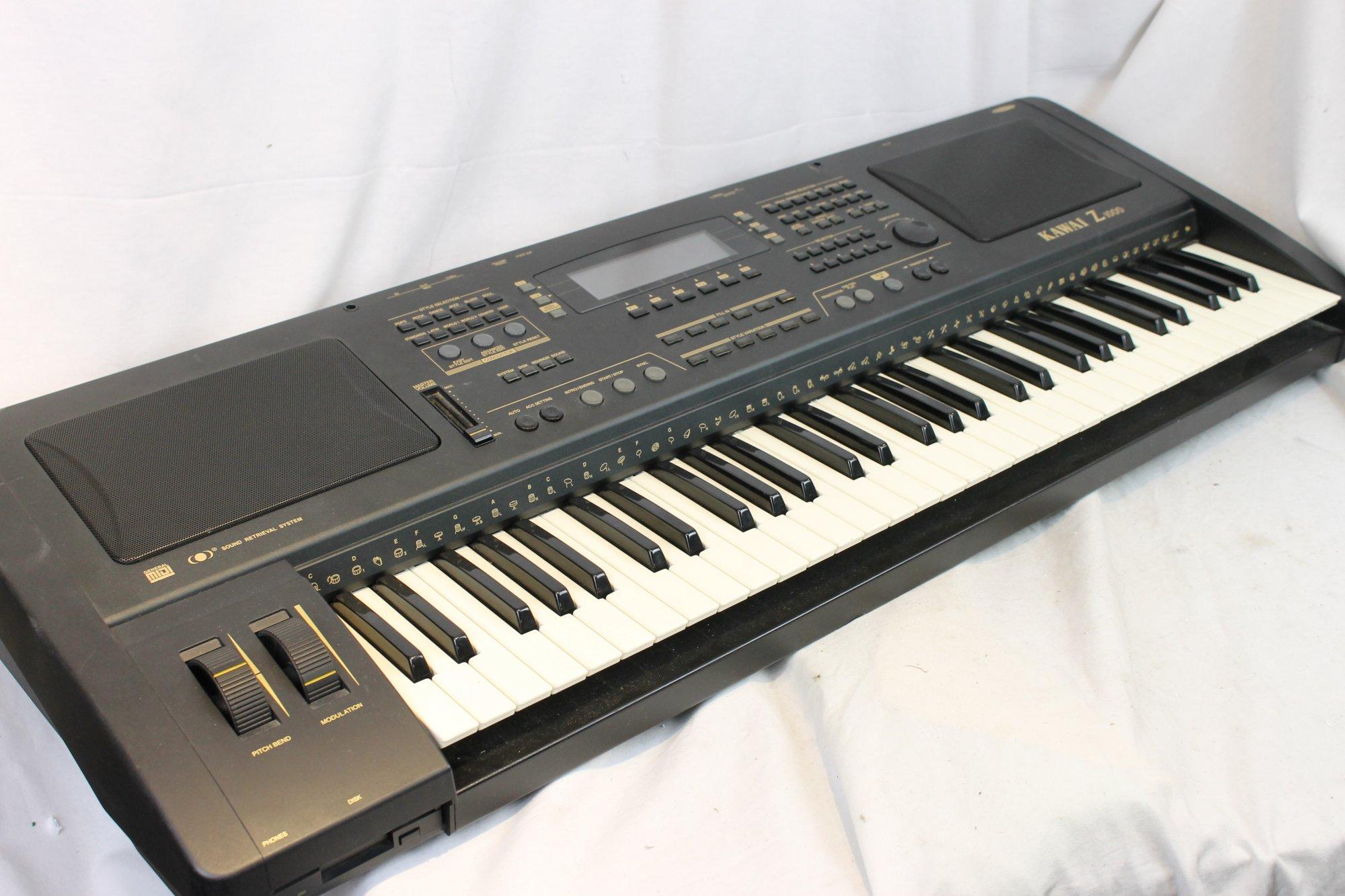 3372 - Kawai Z1000 Digital Keyboard 61 Keys