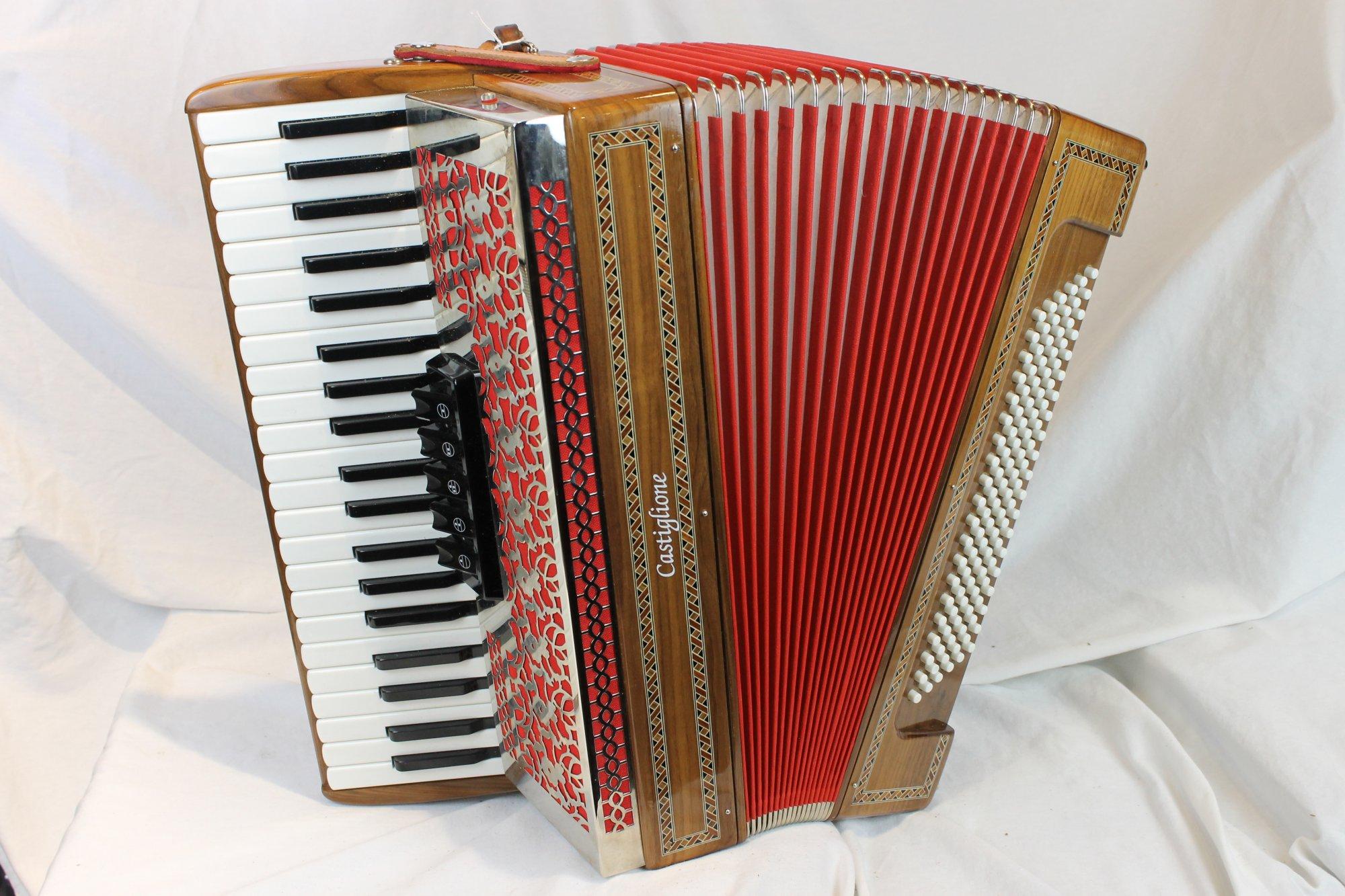 3552 - Alpine Castiglione Piano Accordion LMM 41 120