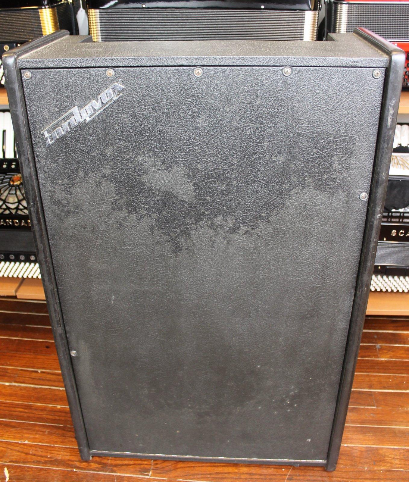 3889 - Black Cordovox CXG Solid State Tone Generator