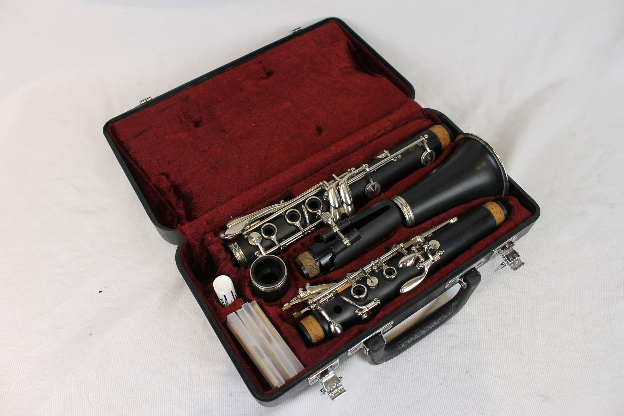3949 - Black Jupiter Capital Edition CEC-630 Bb Clarinet