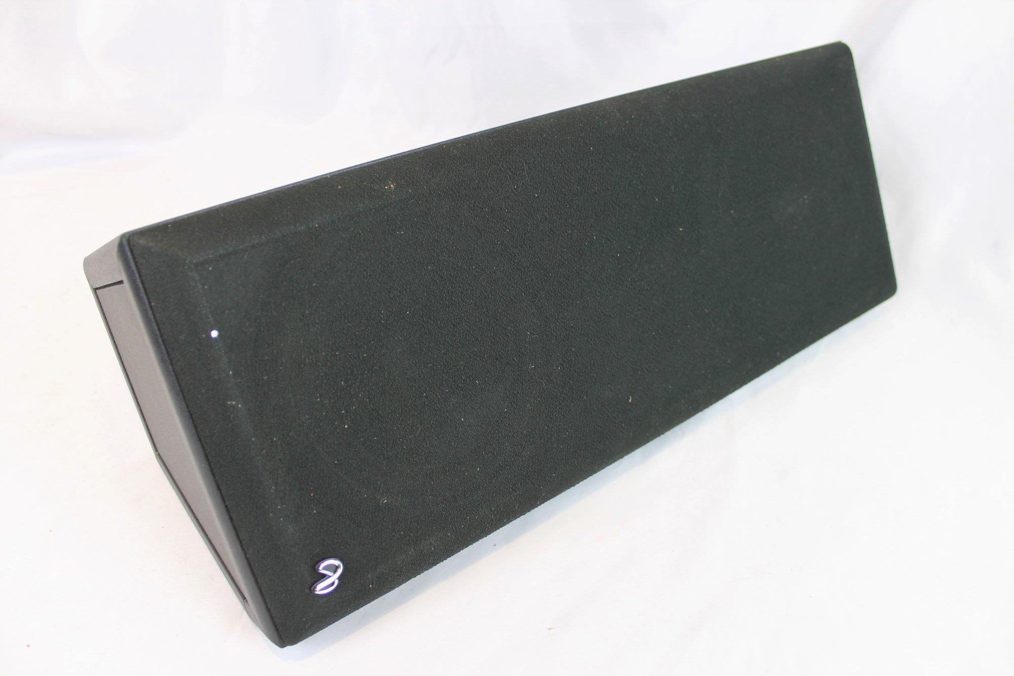4542 - Infinity Sterling Video Center Channel Speaker
