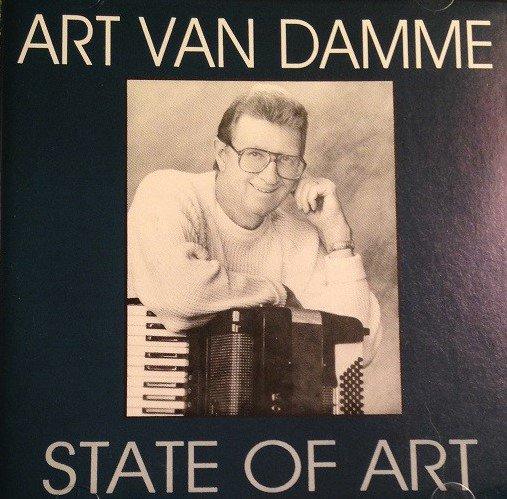 Art Van Damme: State of Art (CD)