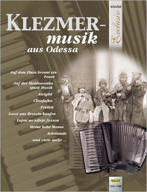 Klezmermusik aus Odessa by Martina Schumeckers
