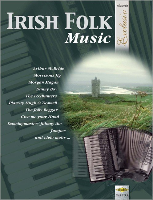 Irish Folk Music by Martina Schumeckers