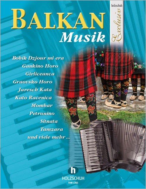 Balkan Musik by Martina Schumeckers